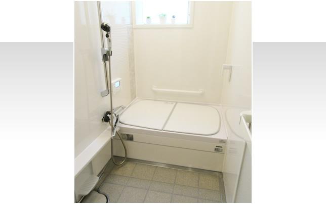バスルーム施工事例アフターイメージ